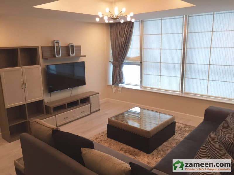 One Bed Study Apartment Fully Furnished Apartment In Centaurus With Exotic View