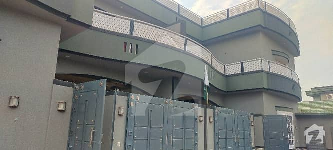 10 Marla Double Storey Fresh House For Sale