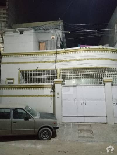 Single Storey House Well Furnished