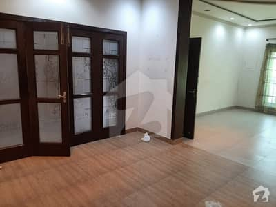 One Kanal Independent House Available For Rent In B Block Revenue Society Lahore