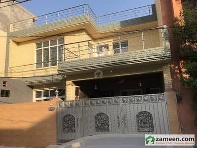10 Marla Double Unit House On Main Walton Road Lahore Cantt