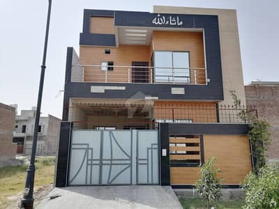 5 Marla House For Rent In Eden Orchard