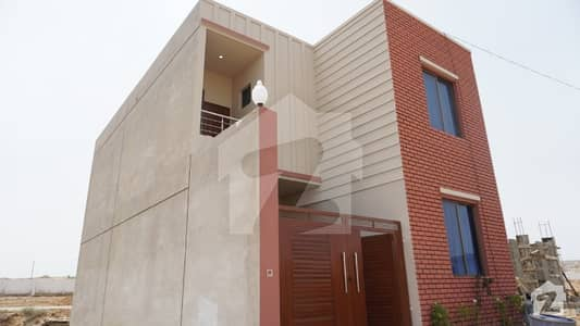 1080 Square Feet House In Surjani Town - Sector 6 Is Available