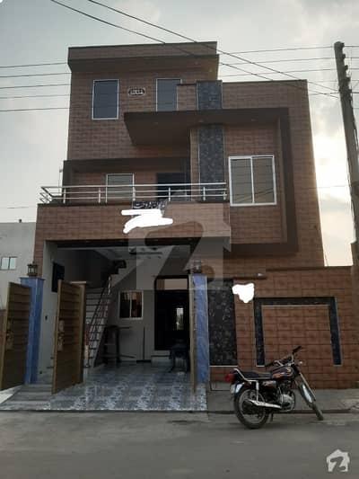 5 Marla Brand New House For Sale In F Block Al Rehman Garden Phase 2.