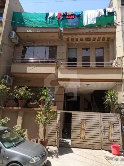 A Good Option For Sale Is The House Available In Ghauri Town Phase 4a In Islamabad