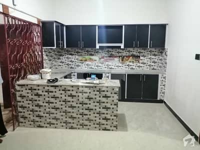Brand New Ground Floor Portion Available For Rent