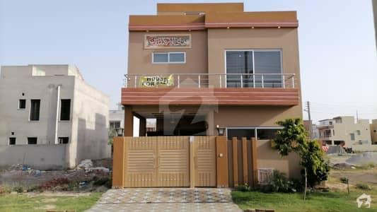 5 Marla Double Storey House For Sale In Dha Rahbar Block H