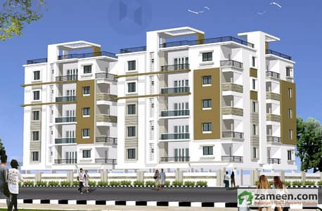 Pent House & Apartments Available for booking on Installments