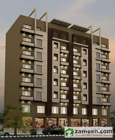 A Luxury Pent House Available On Easy Installments At Bahria Town Phase 8