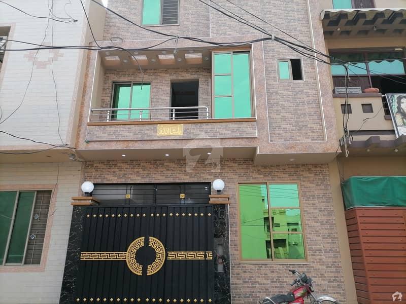 سبزہ زار سکیم لاہور میں 3 کمروں کا 4 مرلہ مکان 1.3 کروڑ میں برائے فروخت۔