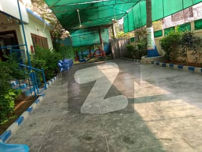 1200 Yards Banglow Available For School For Rent