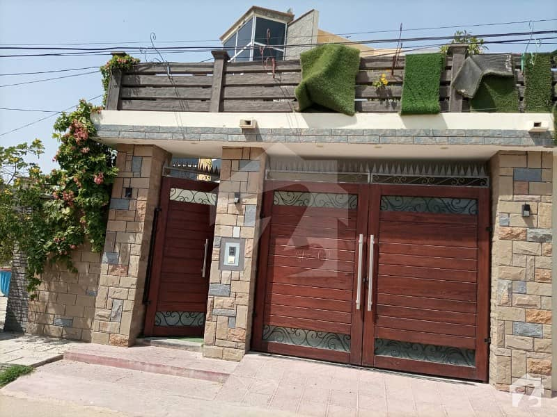 Two Side Corner House (340 Sq Yards)  Available For Sale In Gulshan-e-iqbal Town