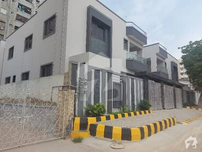 250 Sq Yards 5 Bed Room With Dd Main Shaheed-e-millat Road Pechs Block 3 Karachi