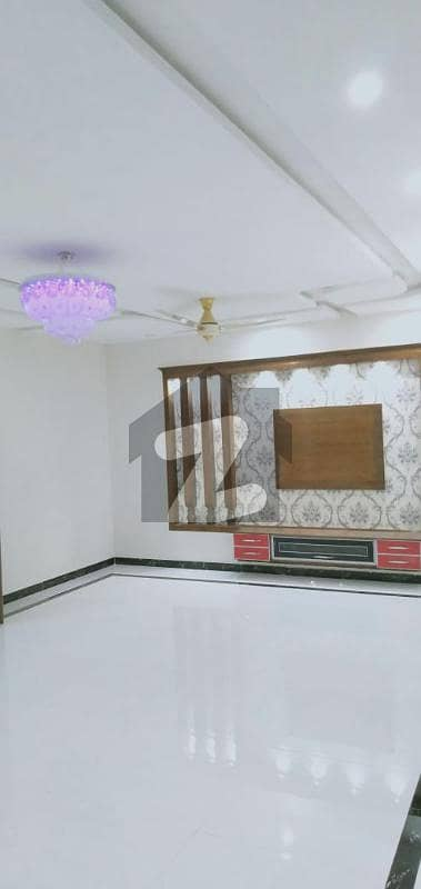 I-8 Double Storey Brand New Marble Flooring House Is Available For Rent