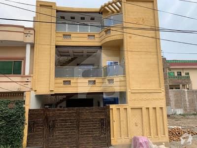 ورسک روڈ پشاور میں 7 کمروں کا 7 مرلہ مکان 2.3 کروڑ میں برائے فروخت۔