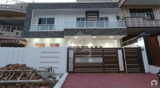Brand New 35x80 Double Storey House Is Available For Sale Ideally