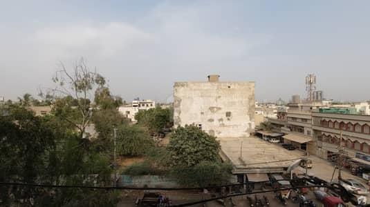 نارتھ ناظم آباد ۔ بلاک ڈی نارتھ ناظم آباد کراچی میں 2 کمروں کا 5 مرلہ فلیٹ 52.5 لاکھ میں برائے فروخت۔