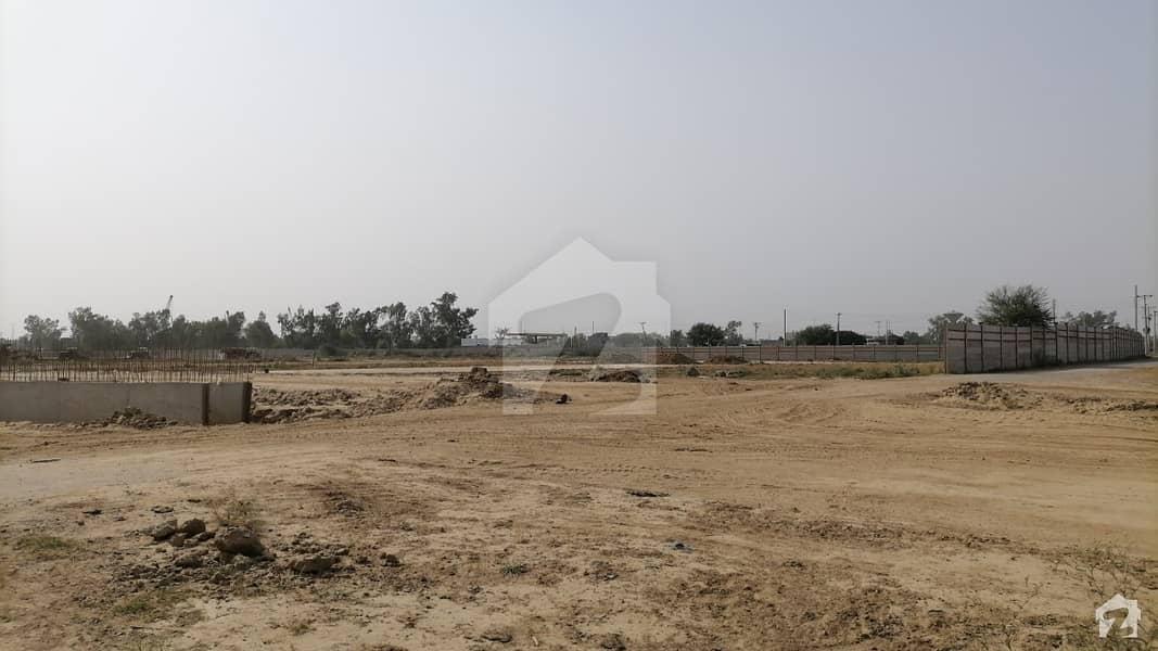 5 Marla Plot For Sale At Dha Rahbar Phase 4 Block S