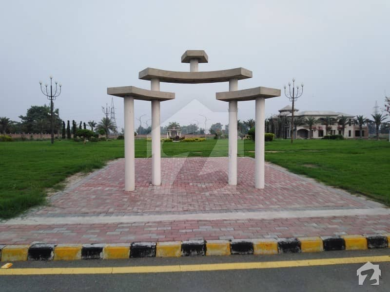 Spaciously Planned 32 Marla Residential Plot In Lahore - Sheikhupura - Faisalabad Road Available