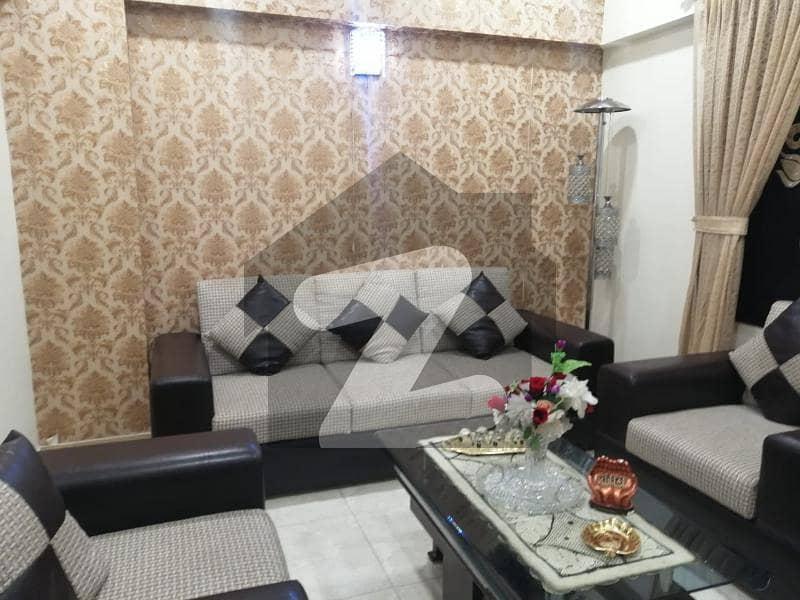 سحر کمرشل ایریا ڈی ایچ اے فیز 7 ڈی ایچ اے کراچی میں 3 کمروں کا 5 مرلہ فلیٹ 1.3 کروڑ میں برائے فروخت۔