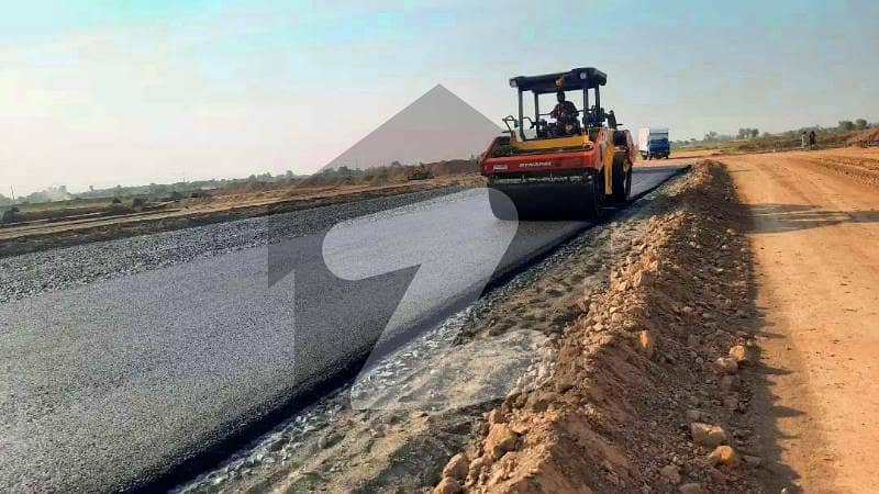 5 Marla Plot On-ground In Lda City For Sale