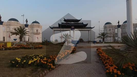 بلیو ورلڈ سٹی چکری روڈ راولپنڈی میں 8 مرلہ رہائشی پلاٹ 12.65 لاکھ میں برائے فروخت۔