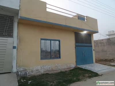 Single Story Brand New Beautiful Furnished House For Sale At Noor Garden, Okara