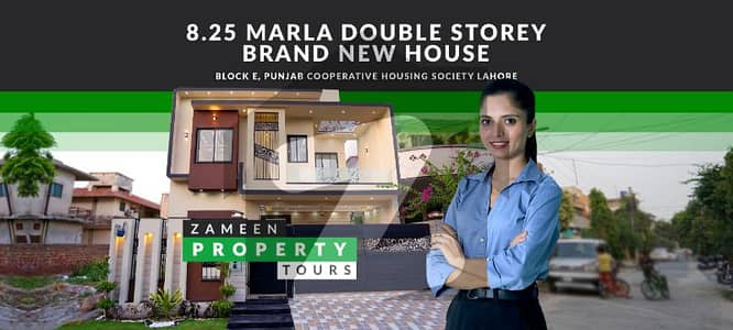 1856 Square Feet Brand New House For Sale On VIP Location
