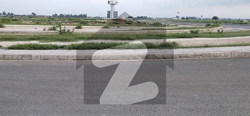 Kanal Plot Available For Sale In Dha 9 Prism In R Block Plot 01