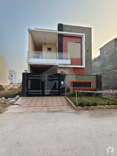 5 Marla House For Sale In Dc Colony Gujranwala