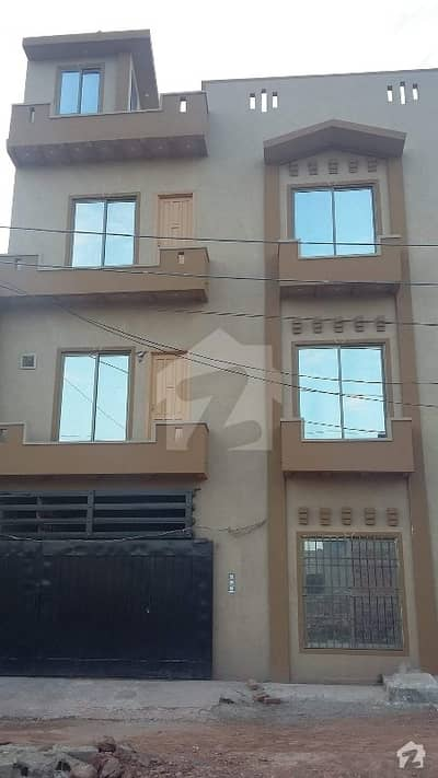 3 Marla Triple Storey House Forsale