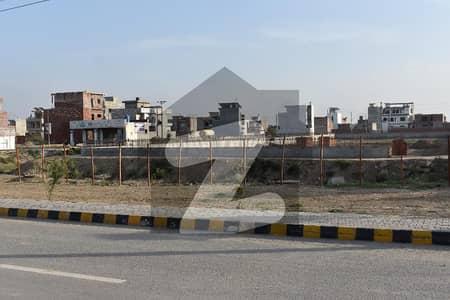 وائٹل ہومز ای ای وائٹل ہومز ہاؤسنگ سکیم لاہور میں 3 مرلہ رہائشی پلاٹ 32 لاکھ میں برائے فروخت۔