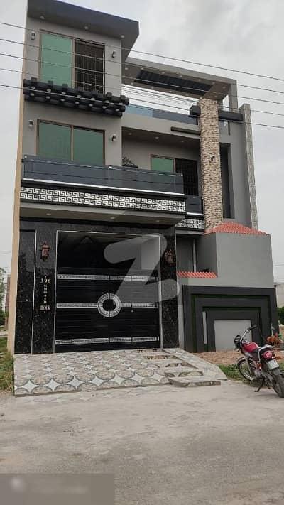 5 Marla Beautiful House For Sale In Kamran Block Sa Garden Phase-2