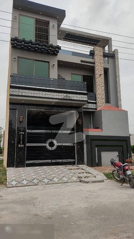 ایس اے گارڈنز فیز 2 ایس اے گارڈنز جی ٹی روڈ لاہور میں 4 کمروں کا 5 مرلہ مکان 1.14 کروڑ میں برائے فروخت۔