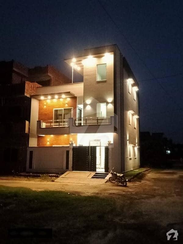 نشیمنِ اقبال فیز 2 نشیمنِ اقبال لاہور میں 5 کمروں کا 5 مرلہ مکان 1.35 کروڑ میں برائے فروخت۔