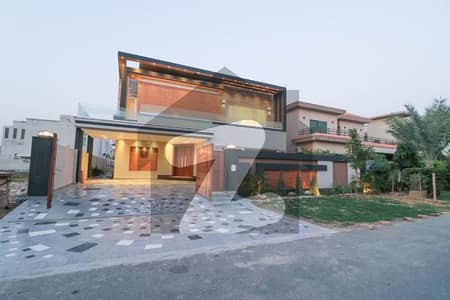 1 Kanal Luxurious Design Bungalow For Sale At Prime Location In Dha Phase 7