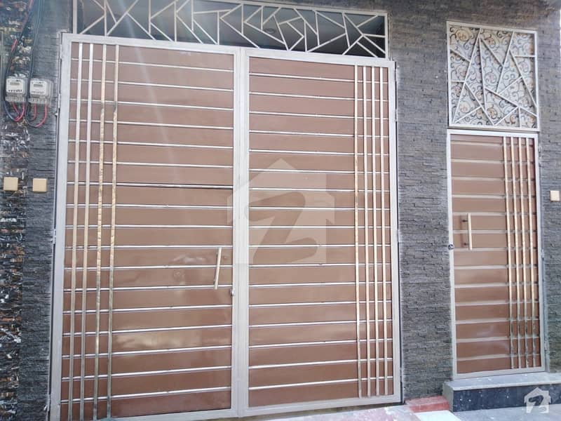 House For Grabs In 3 Marla Peshawar