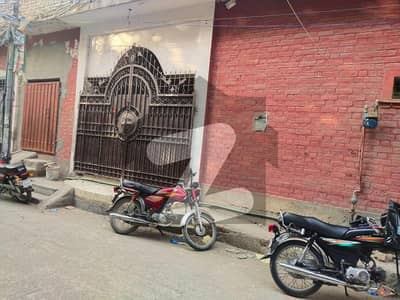 10 Marla Double Storey House For Sale In Walton Road, Lahore