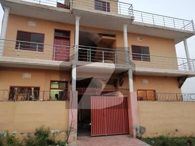 10 Marla New House 8 Bedrooms With Attached Bathrooms Near Jugnu Marquee On Islamabad Expressway