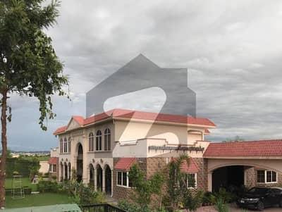 24 Kanal Luxury Farm House For Sale In Islamabad