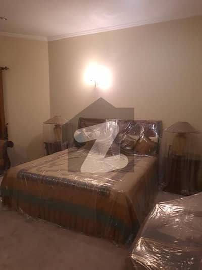 100 Original Picture CMA Colony 1 Kanal Fully Furnished House For Rent