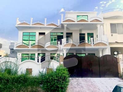 Double Storey Beautiful House Is Available For Sale
