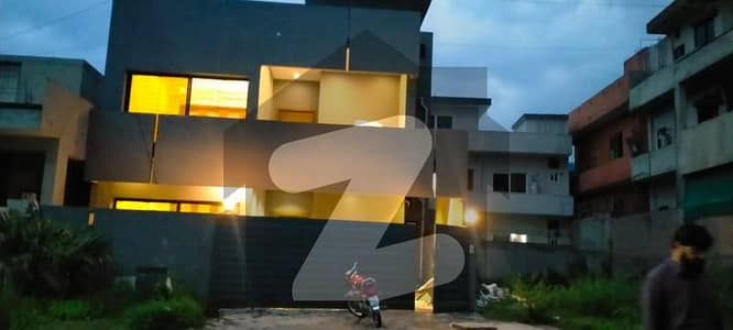 Double Storey House On Sarvice Road Is Available For Sale
