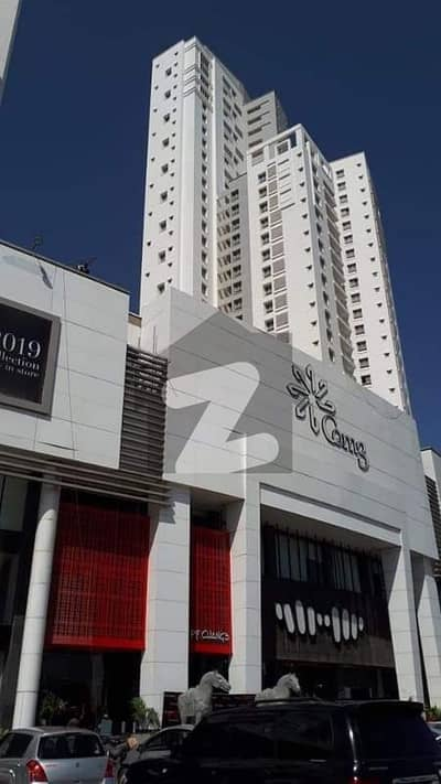 کلفٹن ۔ بلاک 6 کلفٹن کراچی میں 4 کمروں کا 14 مرلہ فلیٹ 6.1 کروڑ میں برائے فروخت۔