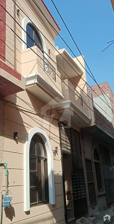 3 Marla House For Sale In Nishter Colony