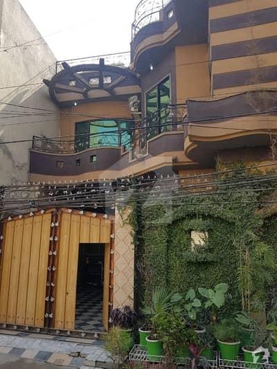 5 Marla House At Basit Shaheed Colony Back Of Prime Hospital