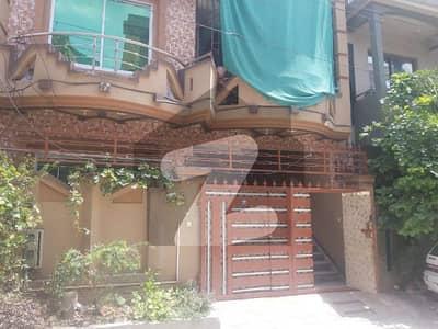 5 Marla House For Sale In Ghauri Town 4a Islamabad