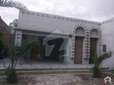 675 Square Feet Spacious House Is Available In Madina Town For Rent