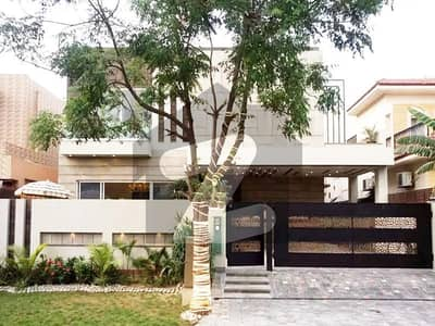 Ever Green Modern Style 1 Kanal 5 Beds Cottage Available For Sale In Bahria Town
