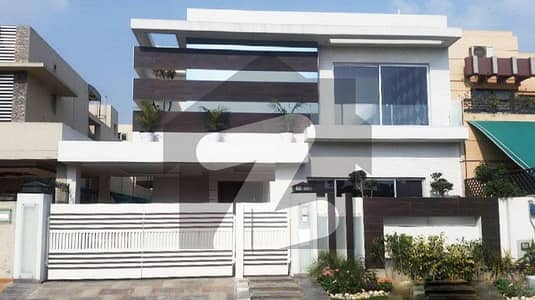 Owners Build Luxury 12 Marla 5 Beds Cottage Available For Sale In Bahria Town